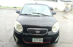 Kia Picanto 2008 Black for sale