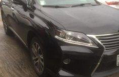 Lexus RX350 2013 Black for sale