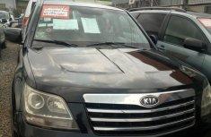 Kia Brisa 2009 Black for sale