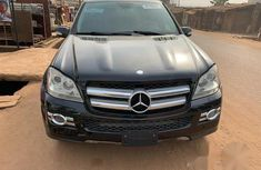 Mercedes-Benz GL450 2008 Black