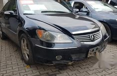 Acura RL 2007 Black for sale