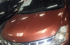 Neatly Used Nissan Murano 2003 Orange for sale