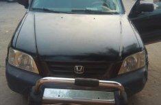 Clean Used Honda CR-V 1999 Black for sale