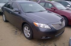 Clean Toyota Camry 2008 Black