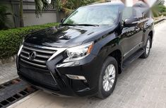 Foreign Used Lexus GX460 2014 Black for sale