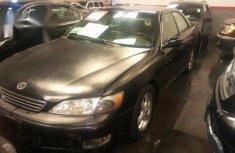 Clean Lexus SC 2001 Black for sale