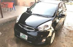 Kia Picanto 2014 Black for sale