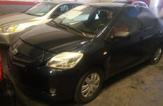 Clean Toyota Yaris 2008 Blue for sale