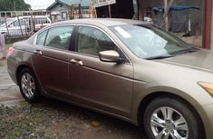 Clean Honda Accord 2002 Gold for sale