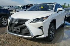 Tokunbor Lexus RX350 2014 White for sale