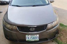 Clean Kia Cerato 2011 Gray for sale