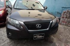 Clean Lexus RX350 2010 Gray