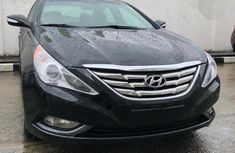 Hyundai Sonata 2012 Black for sale