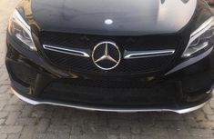 Mercedes Benz Gle450 2016 Black