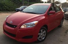 Toyota Matrix 2001 Red For Sale