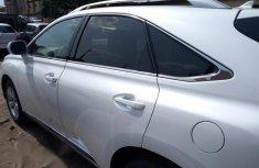 Lexus RX350 2012 White for sale
