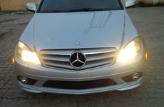 Very Clean Mercedes Benz C300 silver colour