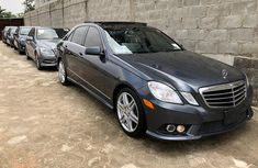 Clean Mercedes Benz E350 for sale