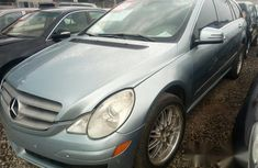 Mercedes Benz R Class 2006 Blue For Sale