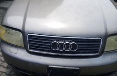 Audi A8 2005 Gray for sale