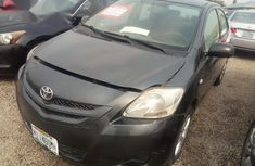 Clean Toyota Yaris 2008 Gray for sale