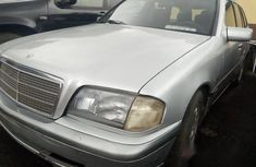 Mercedes Benz C180 2002 Silver for sale