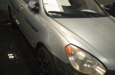Hyundai Accent 2005 Silver for sale