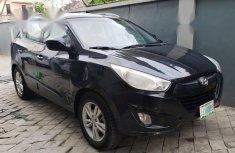 Hyundai Ix35 4WD 2013 Black for sale