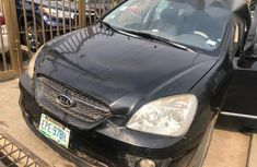 Cheap Registered Kia Carens 2006 Black for sale