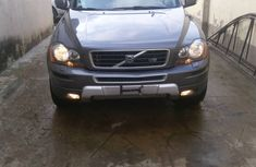 Foreign Used Volvo XC90 Sports 2005 Gray For Sale