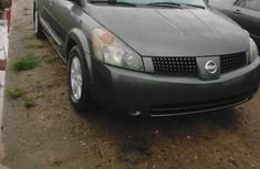 Foreign Used Nissan Quest 3.5SL 2004 Gray For Sale