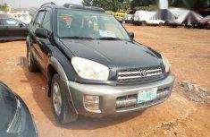 Clean Toyota Rav4 2003 Black for sale
