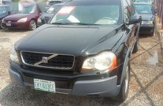 Clean Volvo Xc90 2004 Blue for sale