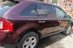 Ford Edge 2011 Red for sale