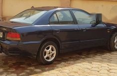 Mitsubishi Galant 1999 Blue for sale