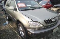 Lexus RX 2001 Gray for sale