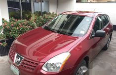 Nissan Rogue Sport 2009 Red for sale