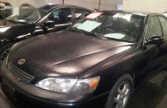 Lexus ES300 2001 Black for sale