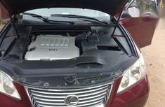 Used Lexus ES350 2009 Red for sale