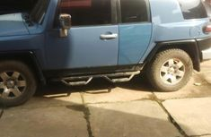 Toyota FJ Cruiser 2006 Upgraded To 2015 Blue for sale