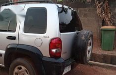 Jeep Liberty 2006 Gray for sale