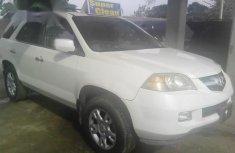 Acura MDX 2005 White for sale