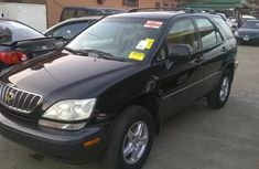 2003 Lexus Rx300 black for sale