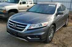 Foreign Used Honda Crosstour 2004 Gray For Sale