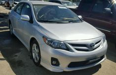 Toyota Corolla LE 2012 Silver for sale