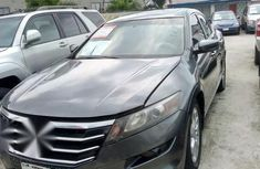 Honda Accord CrossTour 2009 Gray for sale