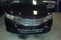 Neat Honda City 2012 Black for sale