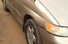 Honda Odyssey 2003 Gold for sale