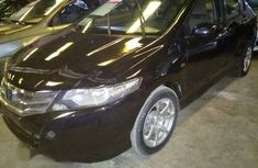 Honda City 2012 Black for sale