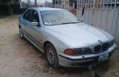Neatly Used BMW 520i 2000 Silver for sale